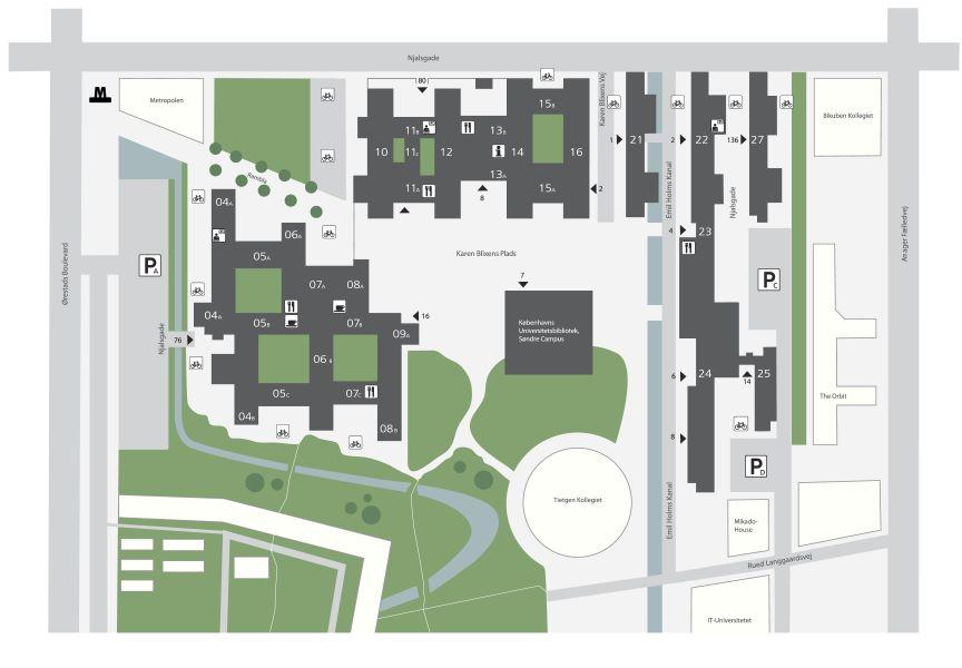 Praktiske Oplysninger Kobenhavns Universitet